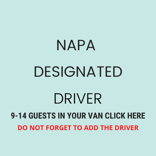 CLICK ABOVE FOR A DESIGNATED DRIVER 9-14 YOUR VAN PLUS DRIVER YOUR VAN. PLUS THE DRIVER