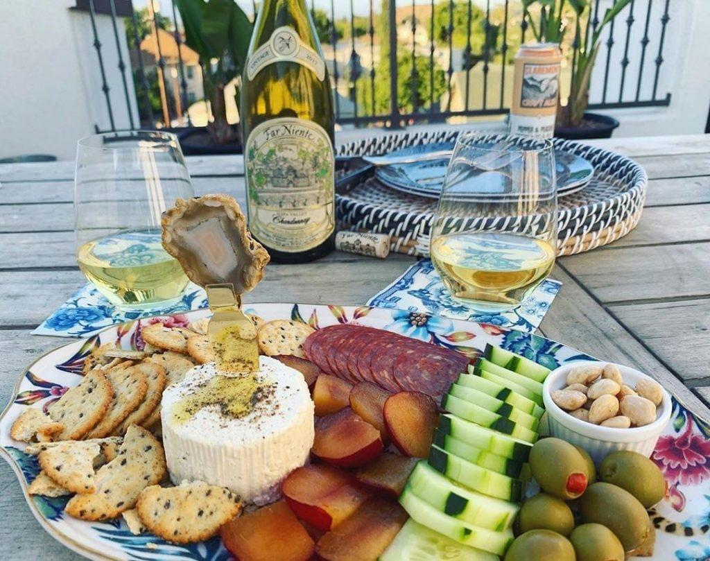 Napa Wine Tour Drivers ™ Wine-food-1024x809 Photo Gallery